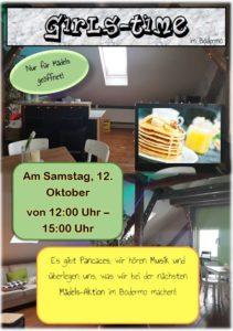Pancakes Samstag